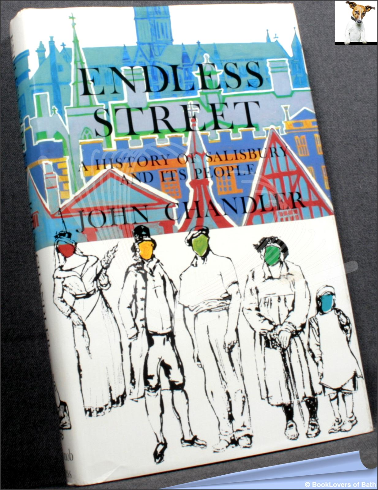 Endless Street: A History of Salisbury and Its People - John Chandler