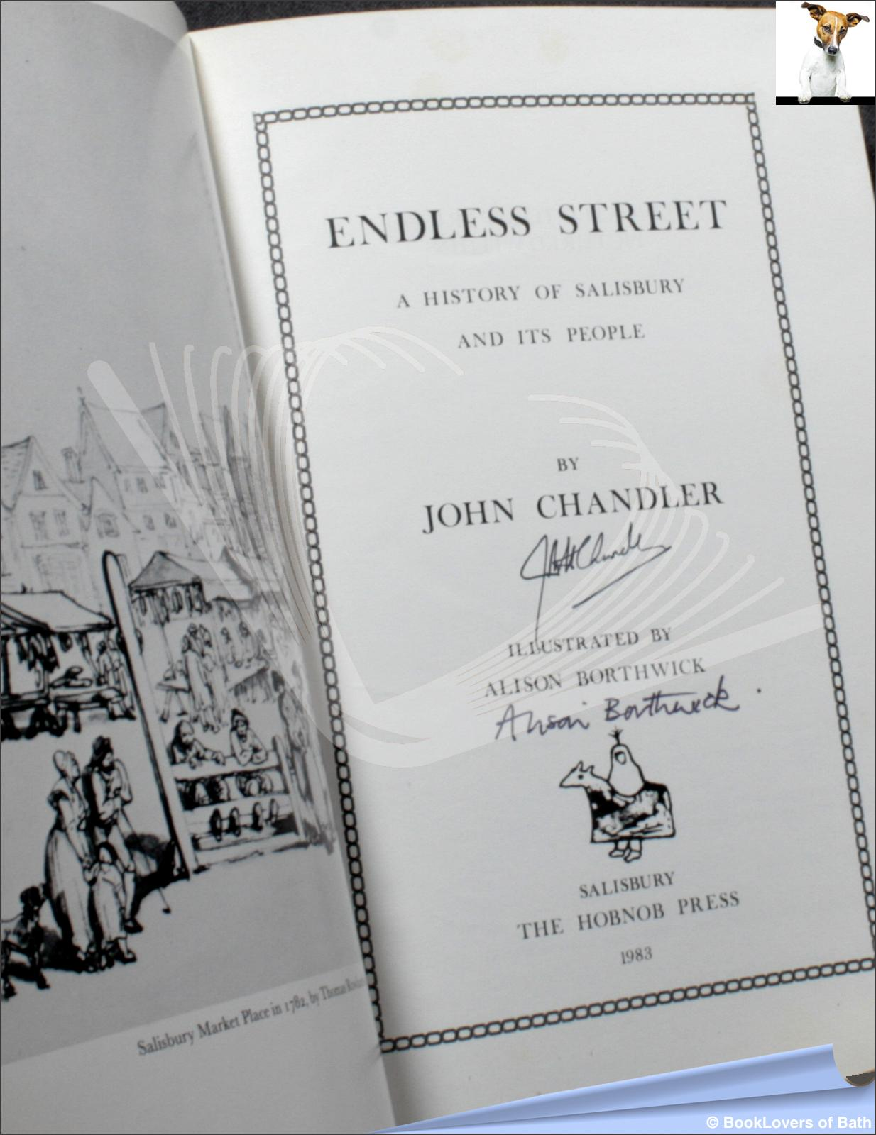 Endless Street: A History of Salisbury and Its People John Chandl