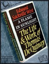 A Flame In Sunlight Edward Sackville-West