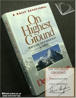 On Highest Ground: A Daily Devotional, Surveying Your Resources i
