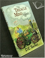 The Treacle Mine Affair D. E. Tucker