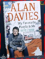 My Favourite People and Me 1978-1988 Alan Davies