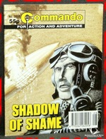 Commando For Action and Adventure No. 3038: Shadow of Shame Anon.
