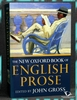 The New Oxford Book Of English Prose John Gross