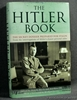 The Hitler Book: The Secret Dossier Prepared For Stalin from the