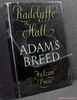 Adam's Breed Radclyffe Hall