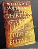 Thirteen Stories and Thirteen Epitaphs William T. Vollmann