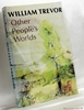 Other People's Worlds William Trevor