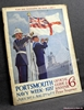 Portsmouth Navy Week July 31st & August 2nd to 7th 1937 Official Illustrated Guide and Souvenir