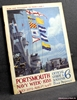 Portsmouth Navy Week July 30th & August 1st to 6th 1938 Official Illustrated Guide and Souvenir