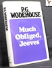 Much obliged, Jeeves P. G Wodehouse